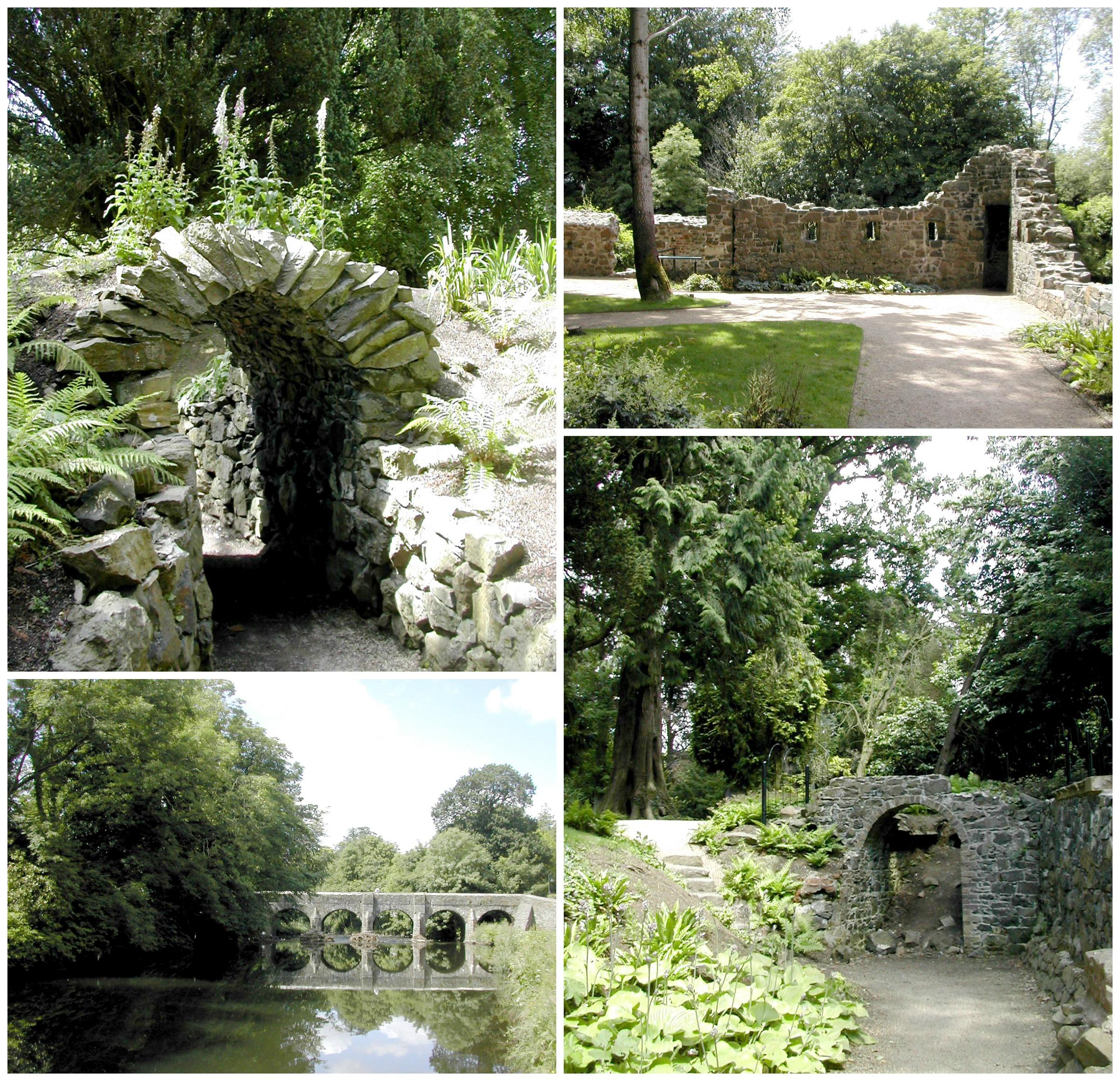 antrim gardens 2 Collage