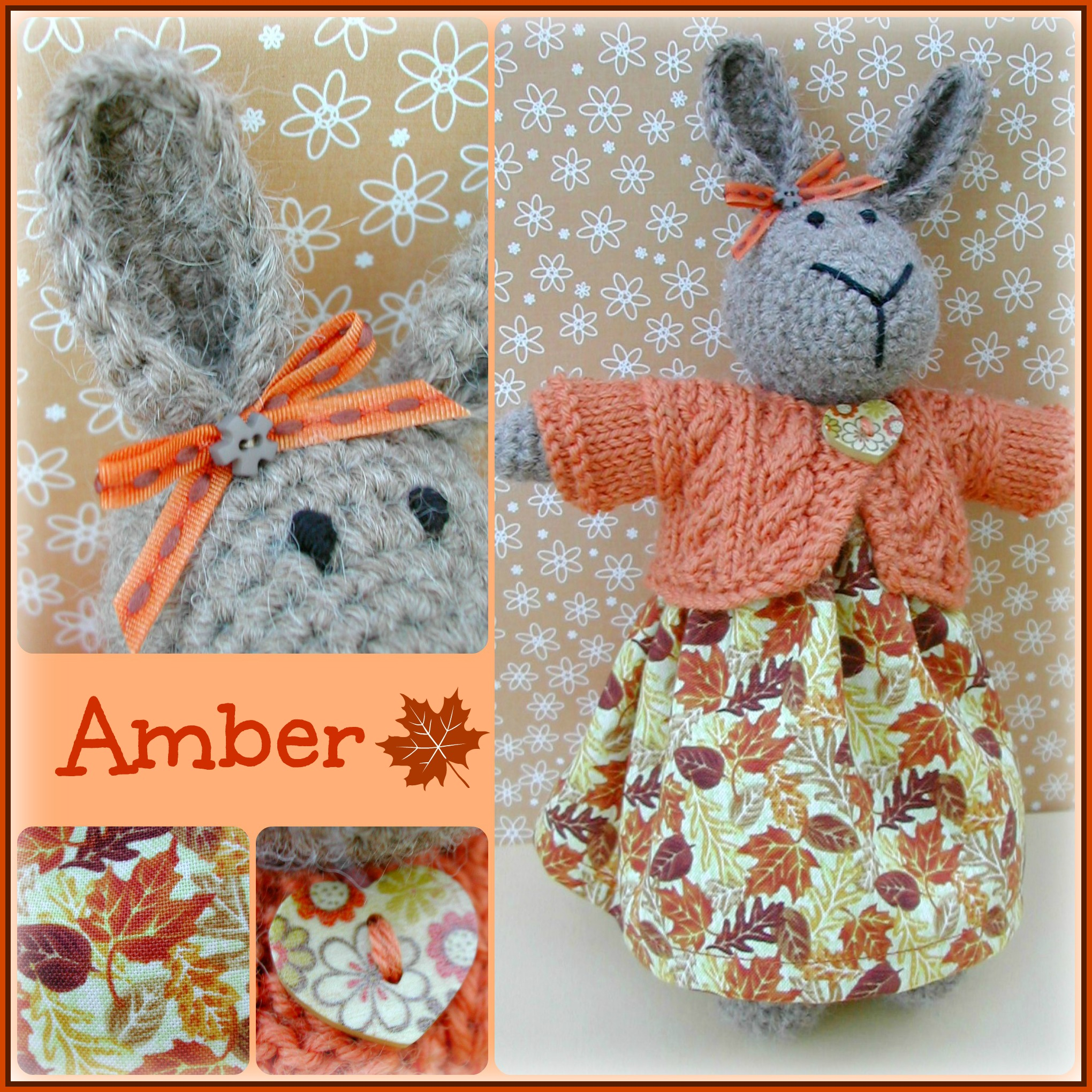 Amber Collage