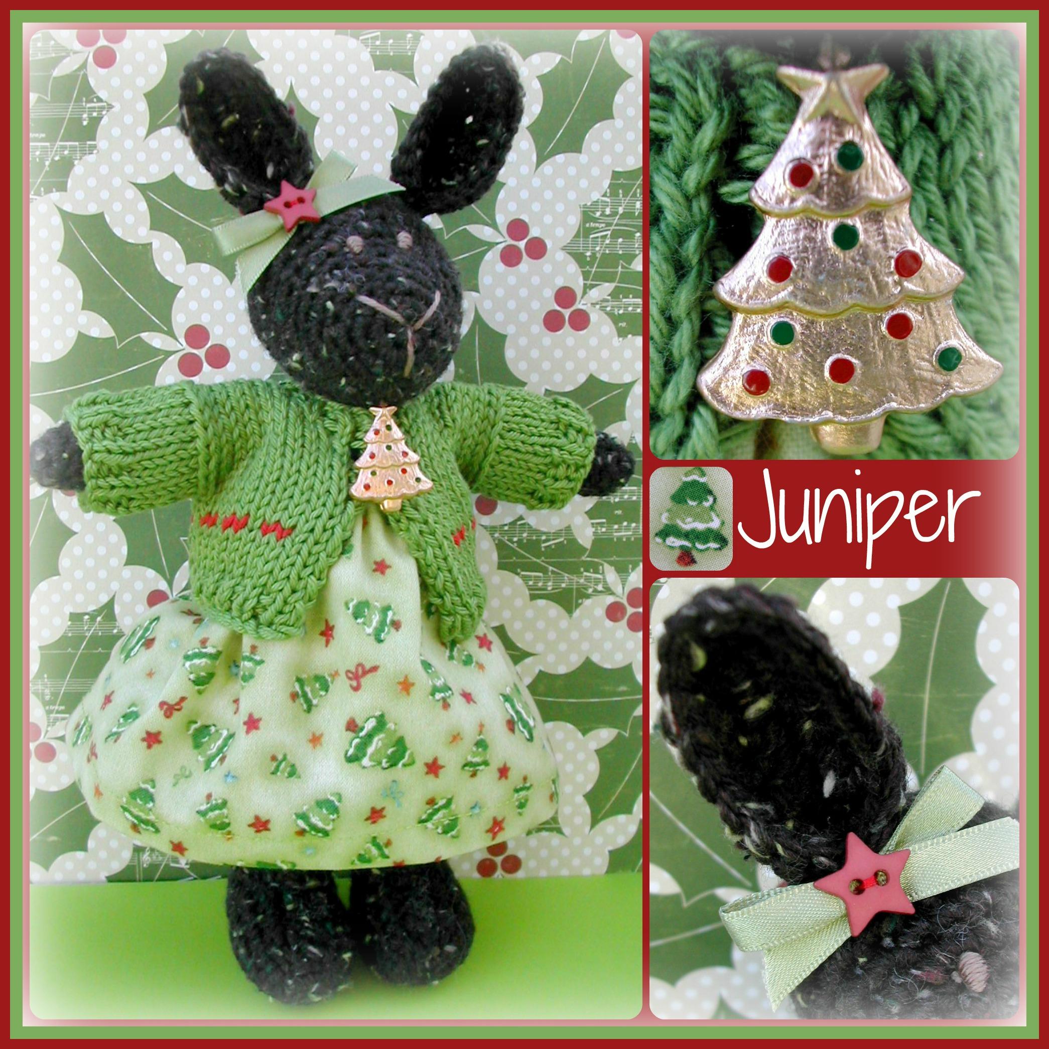 Juniper Collage