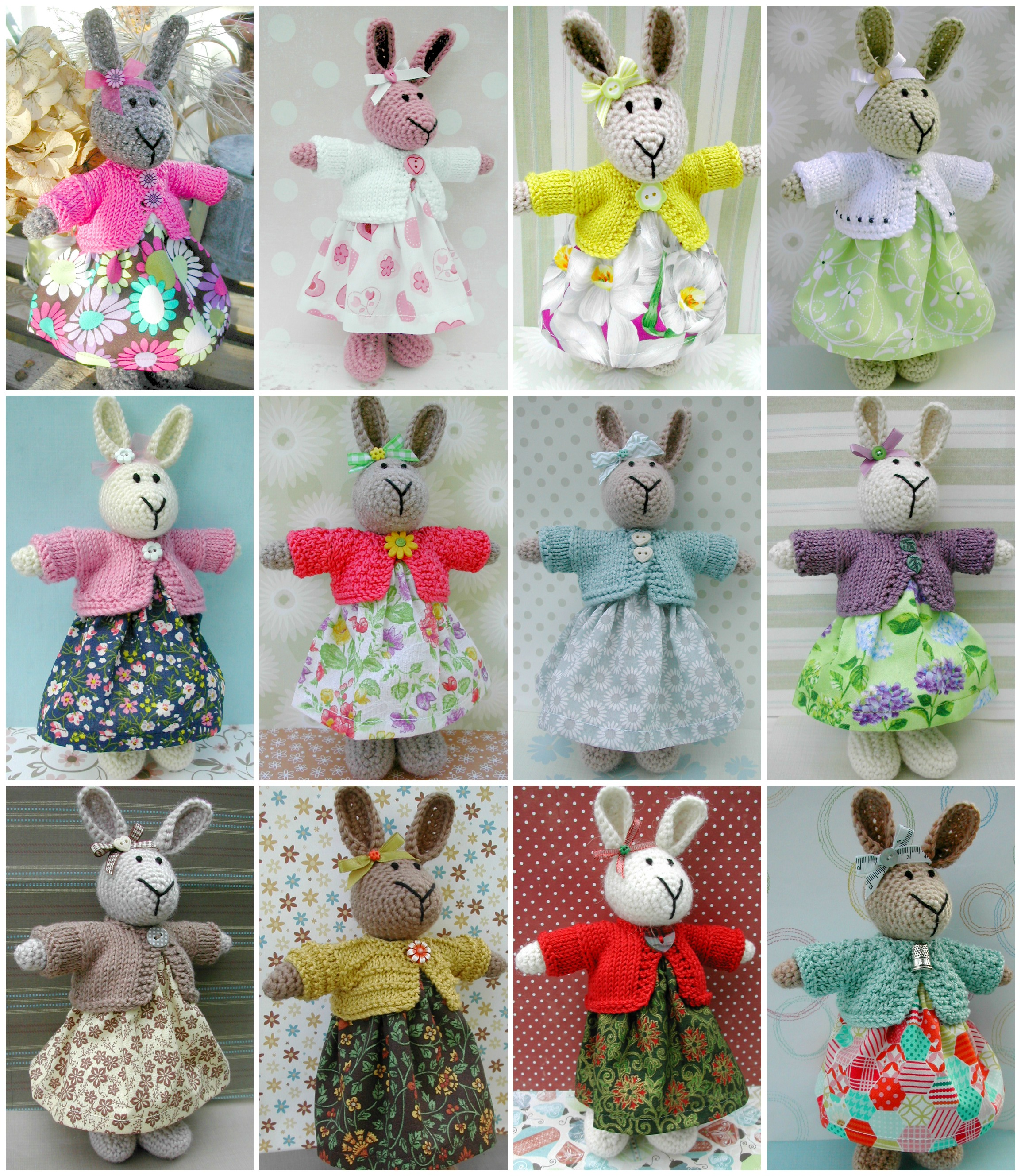 2013 bunny review Collage