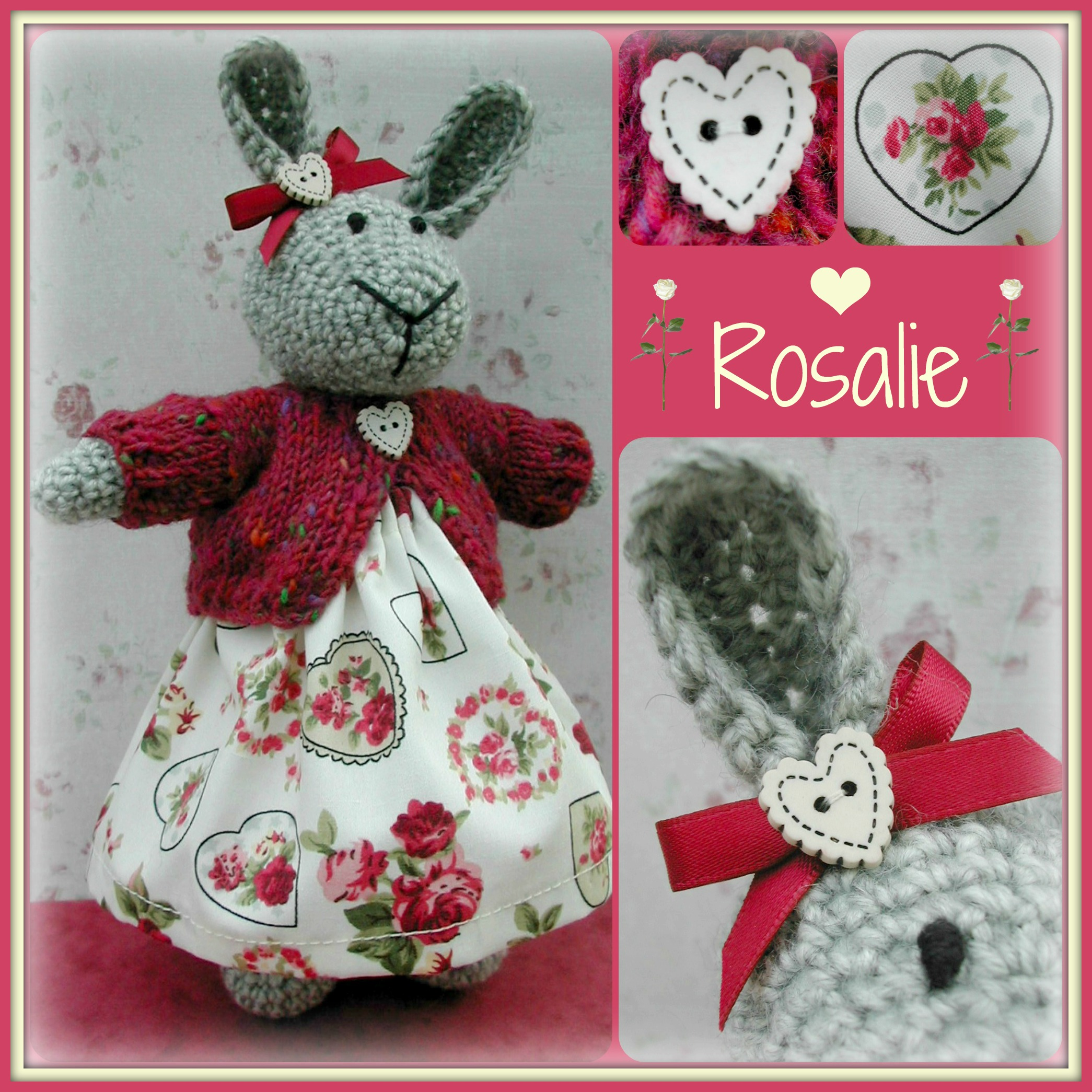 Rosalie Collage