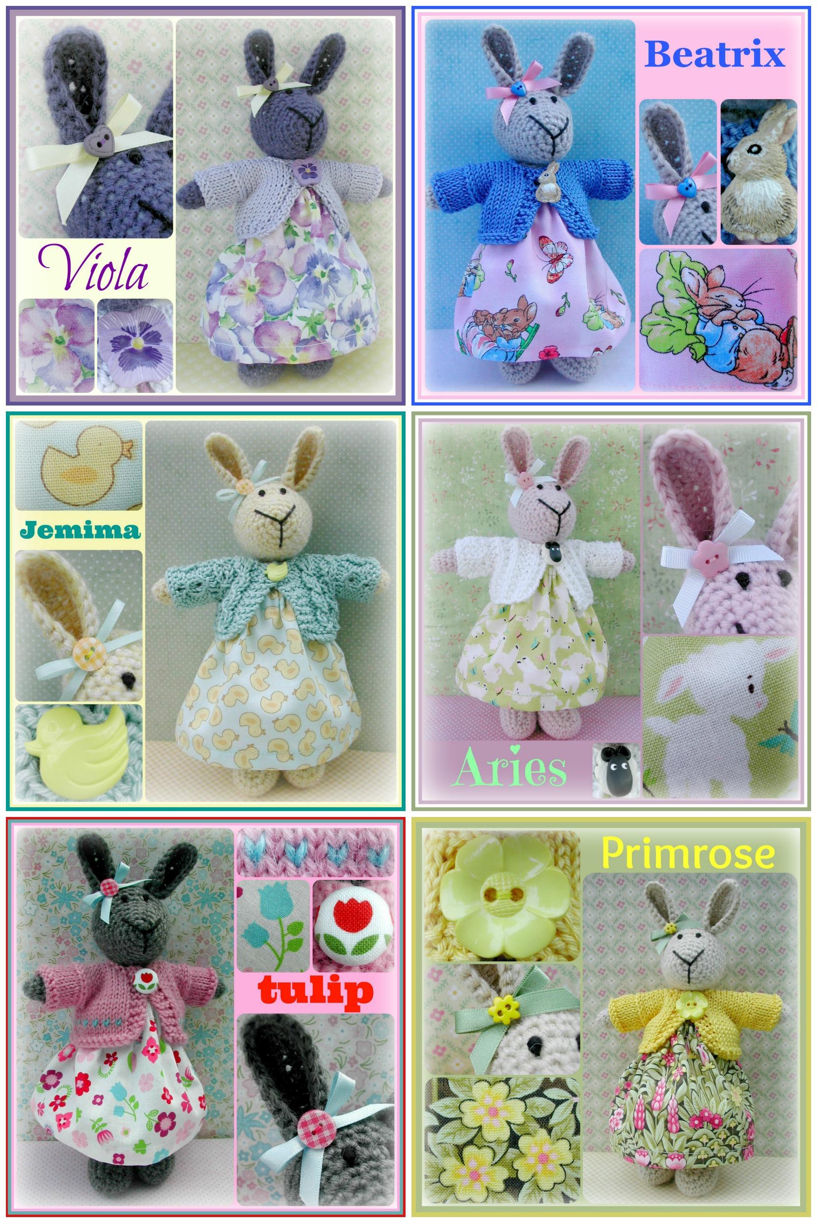 spring girls blog Collage