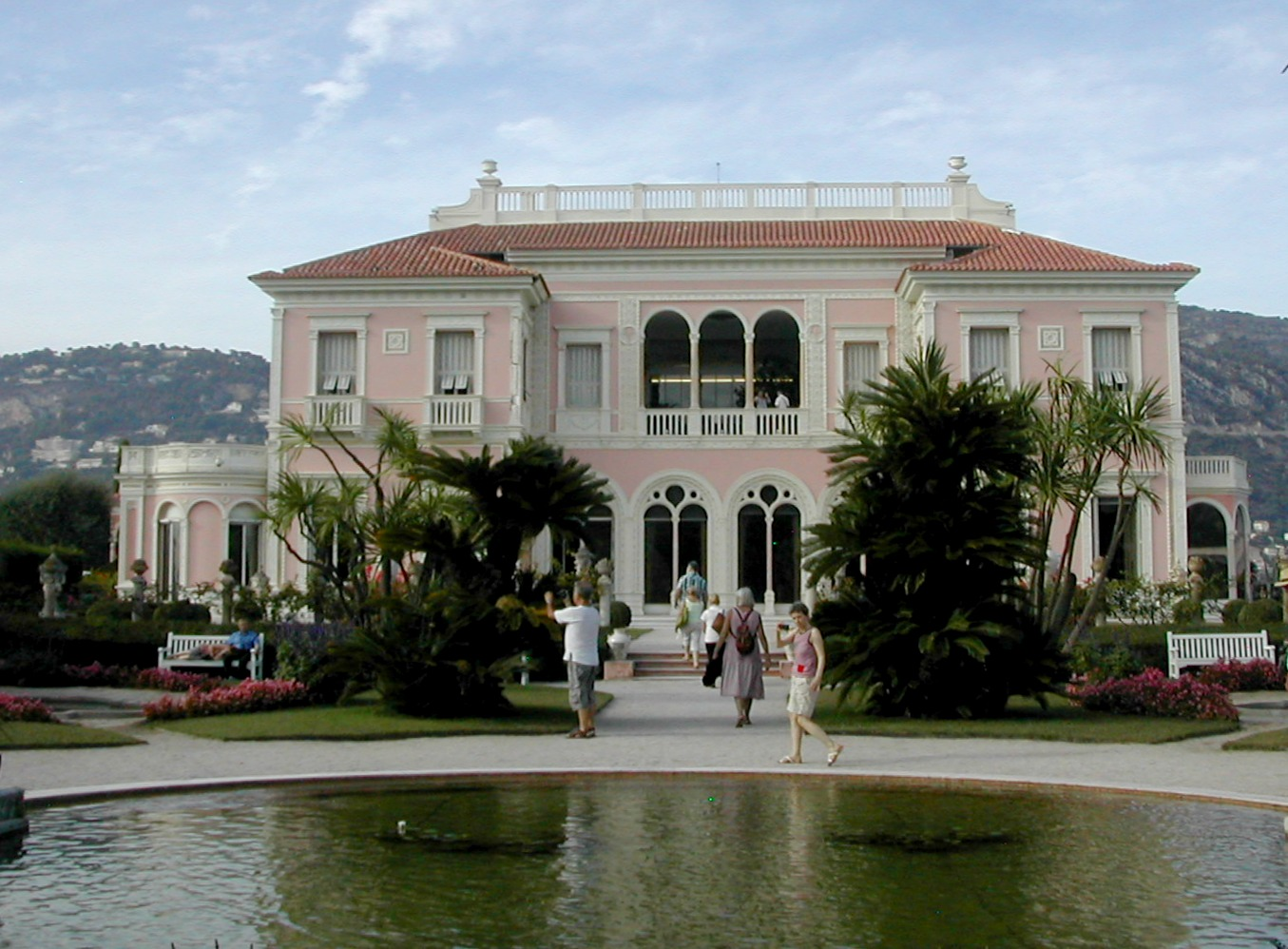 villa & jardins ephrussi de rothschild – Green Rabbit Designs