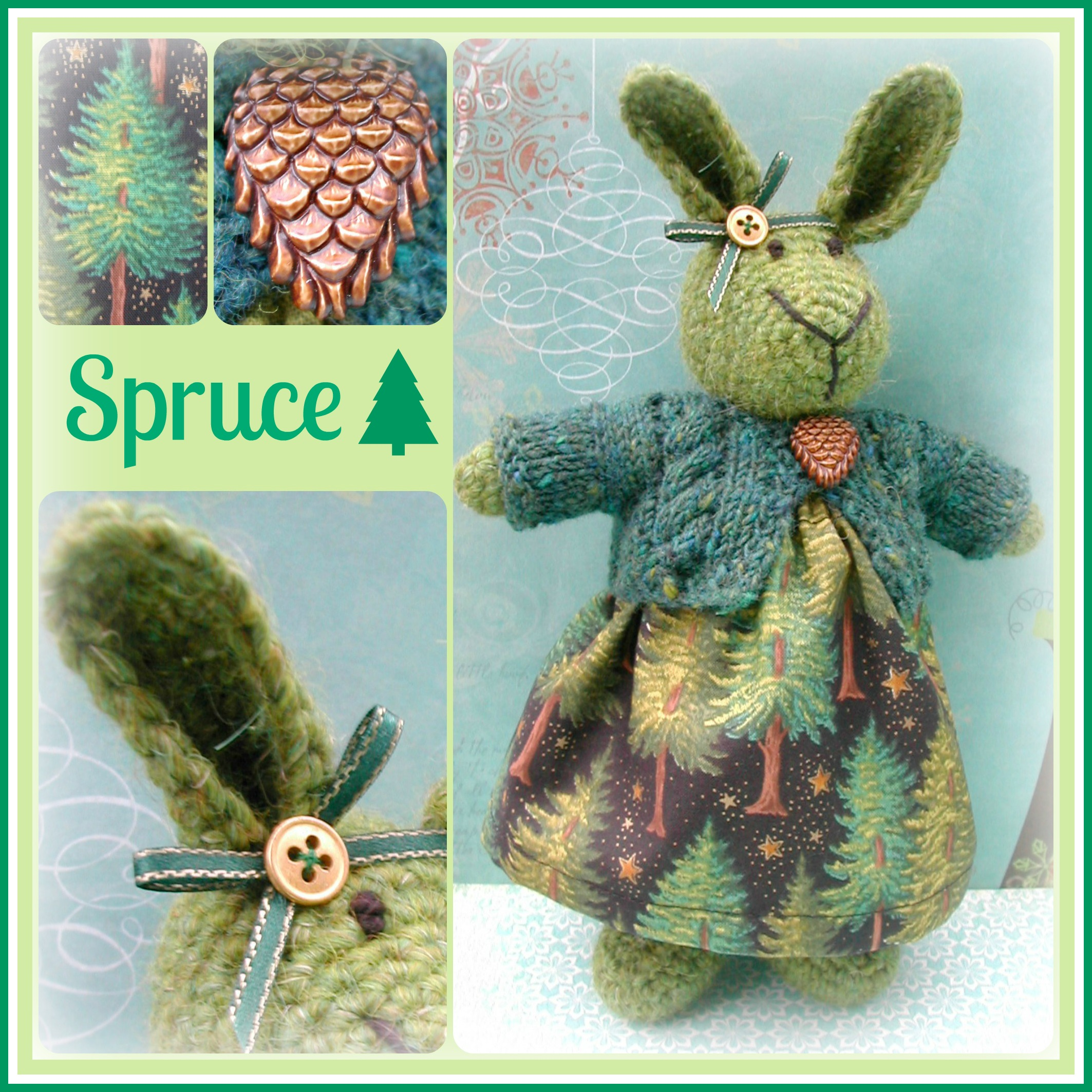 Spruce Collage