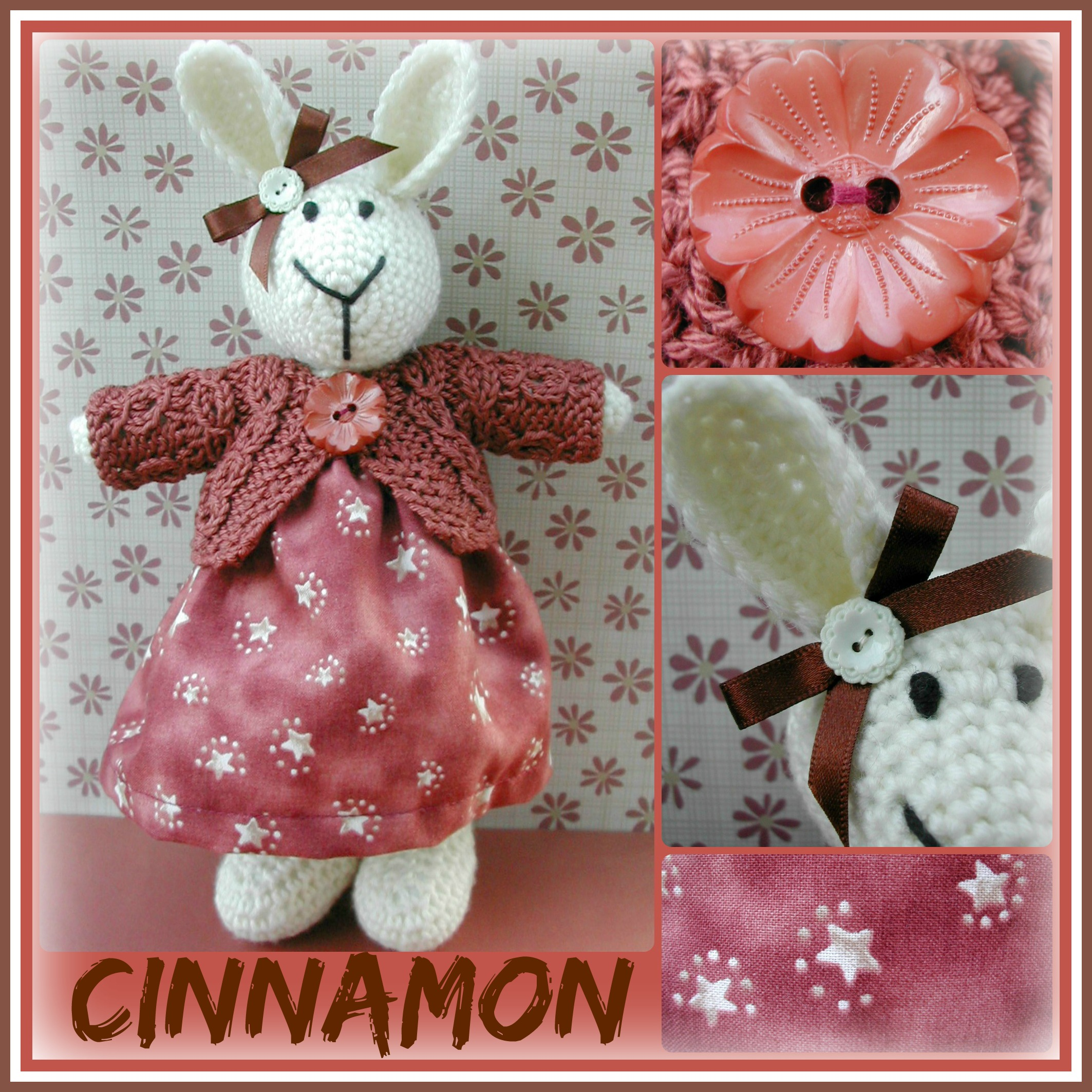 Cinnamon Collage