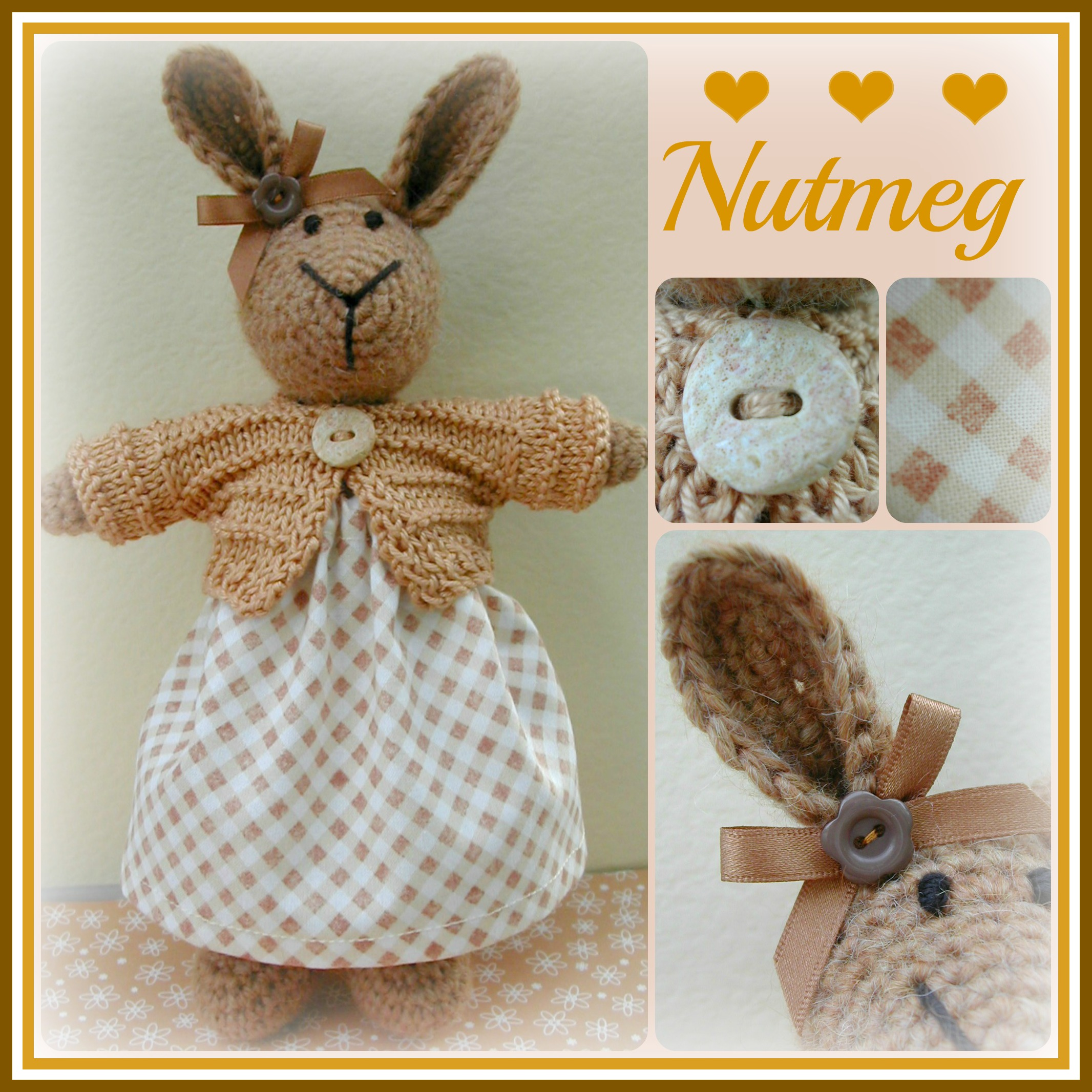Nutmeg Collage