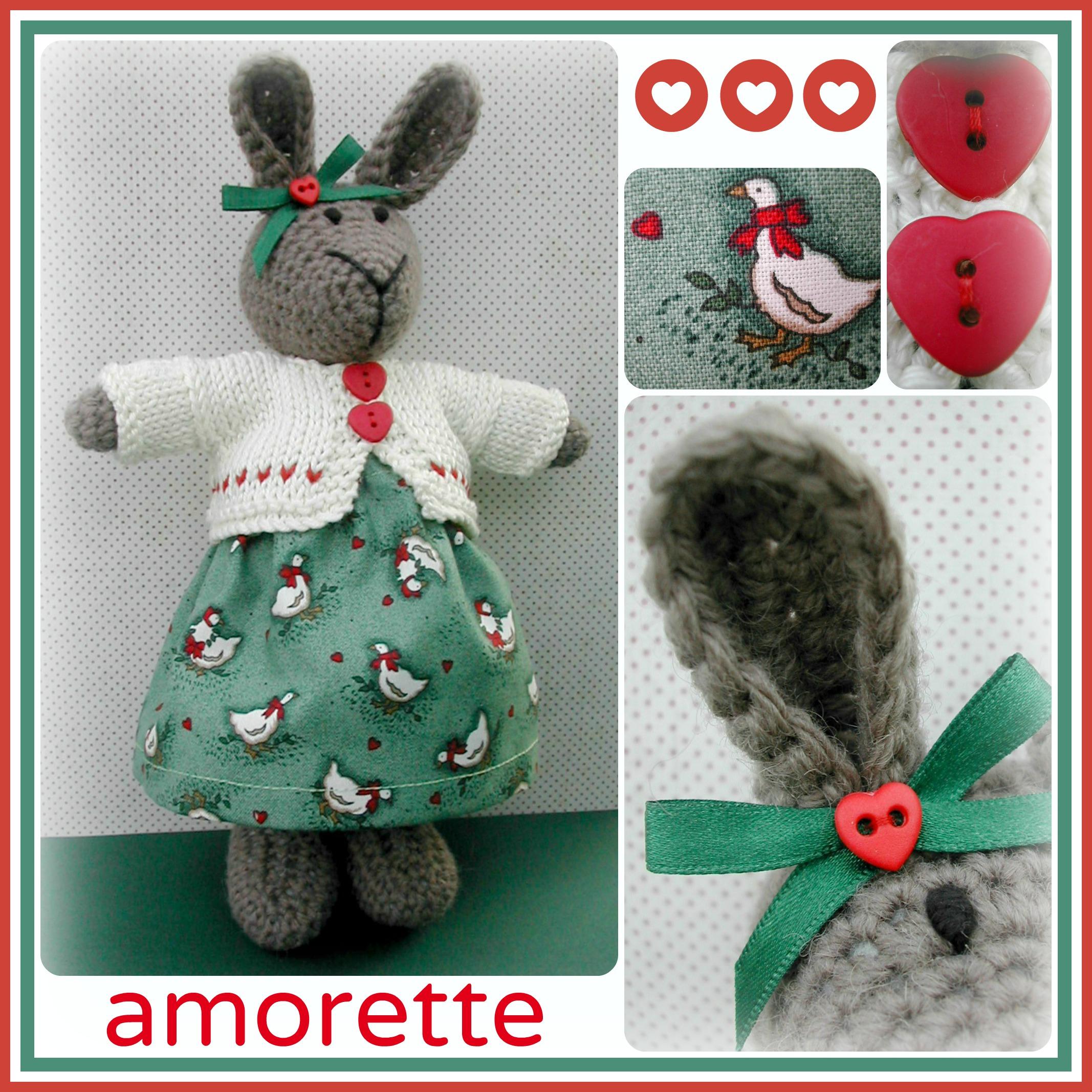 Amorette Collage