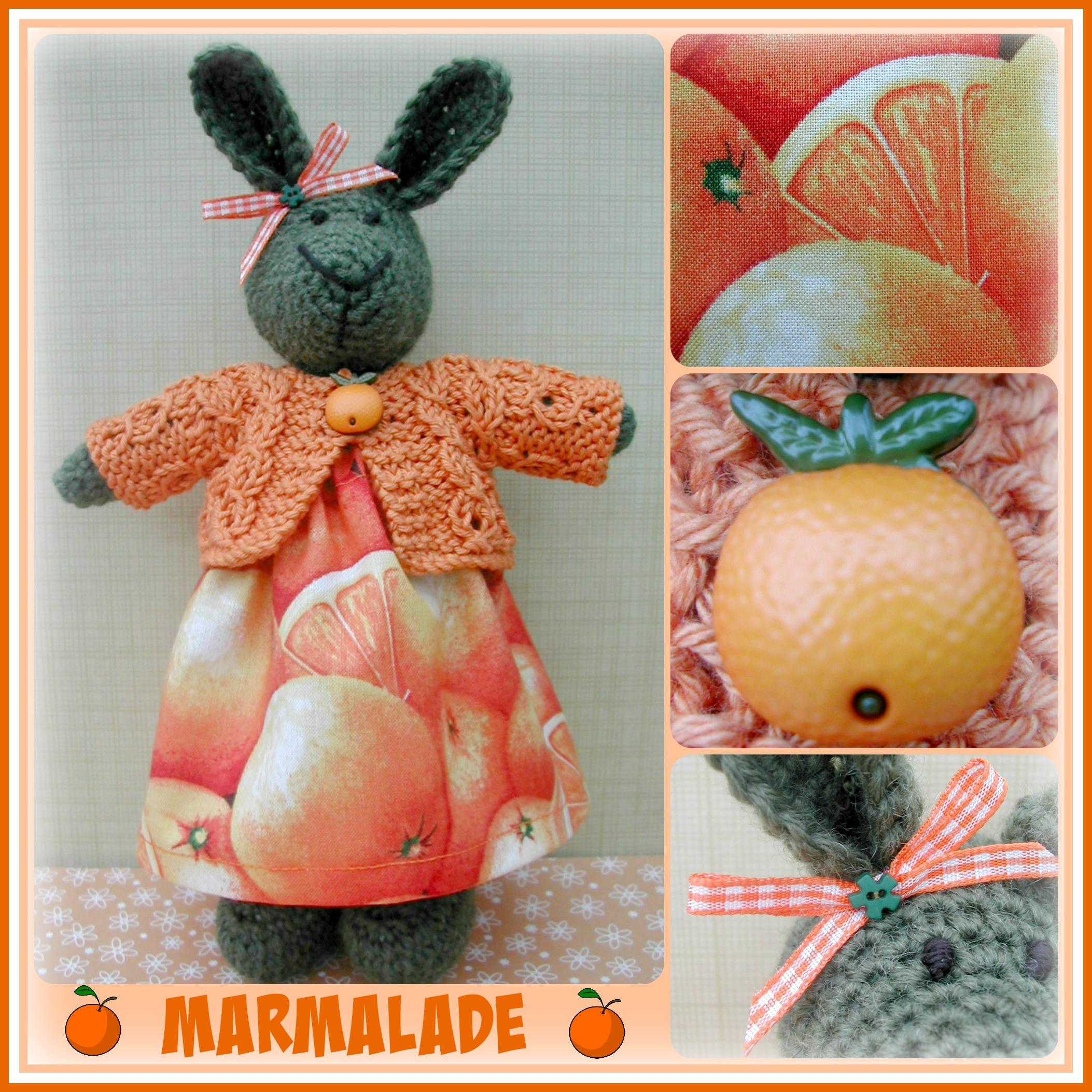 Marmalade Collage