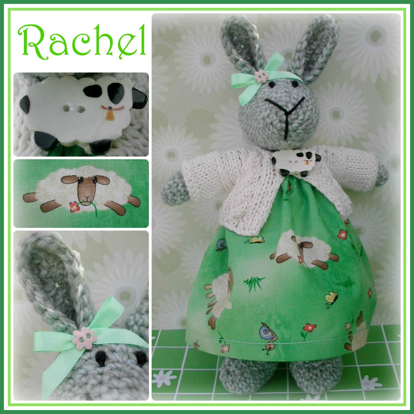 Rachel Collage