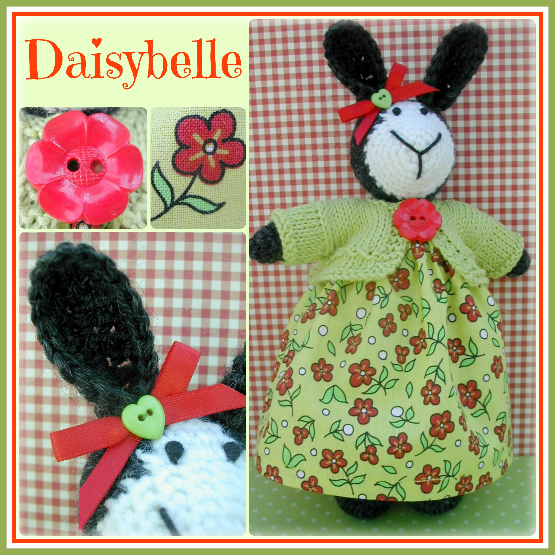 Daisybelle Collage