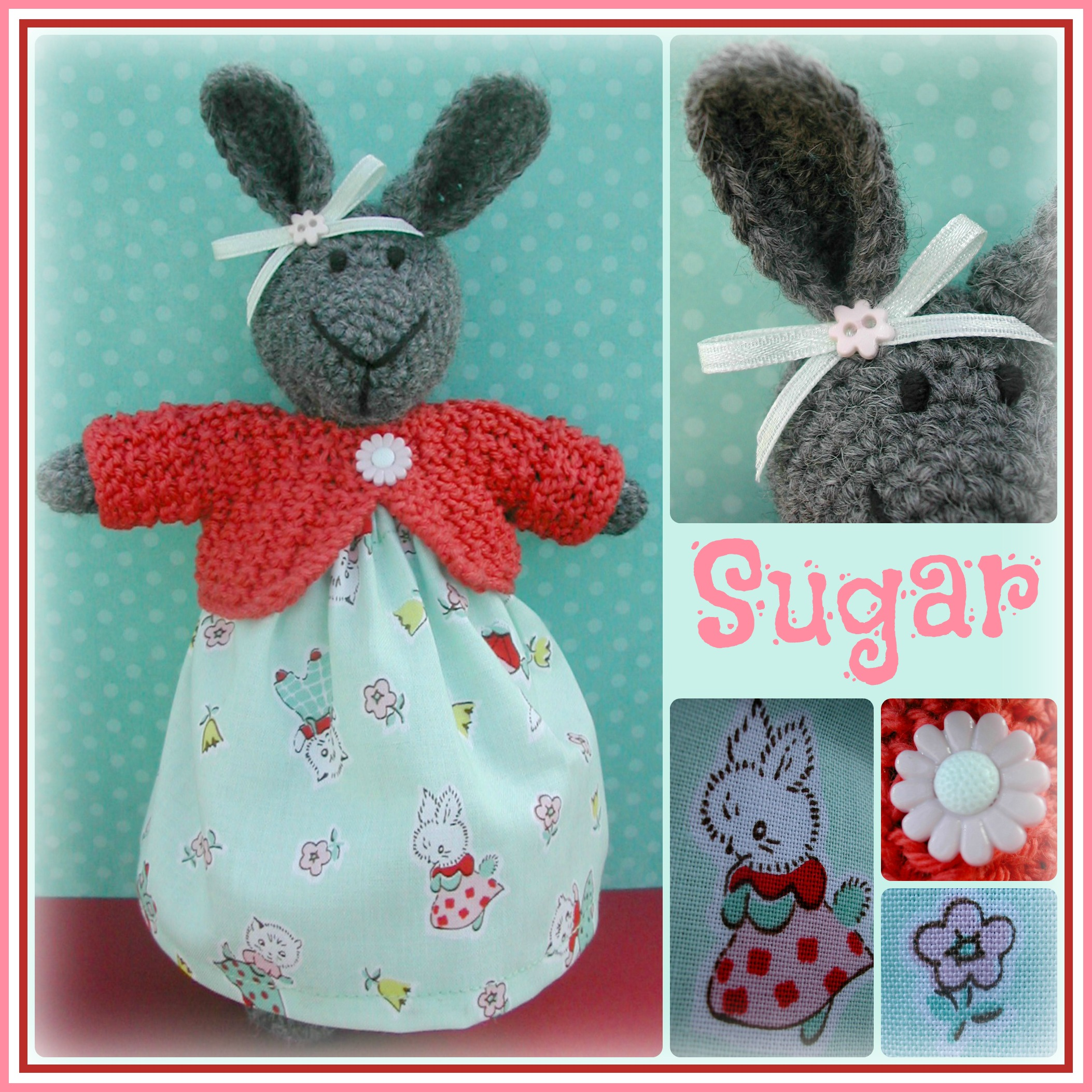 Sugar Collage