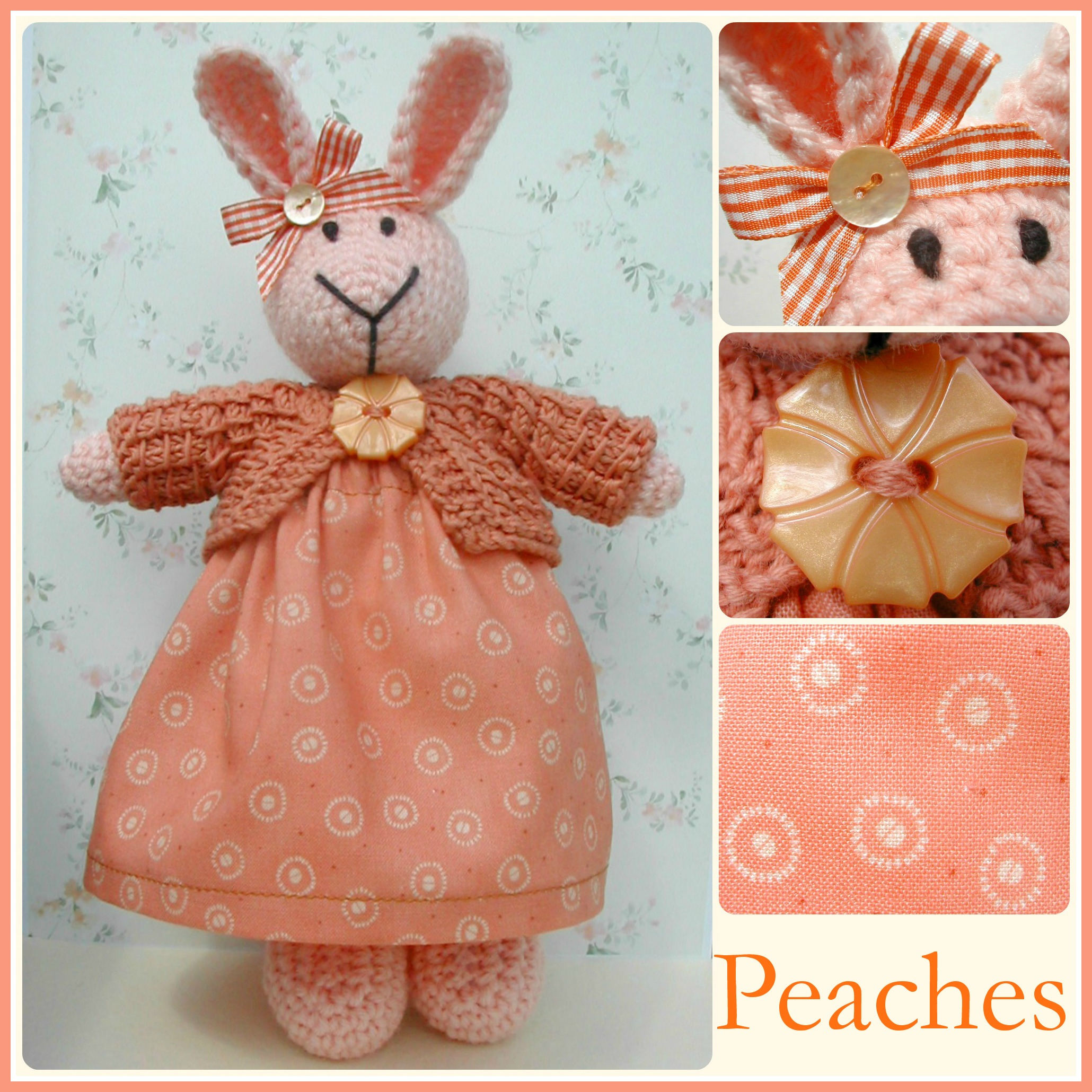 Peaches Collage