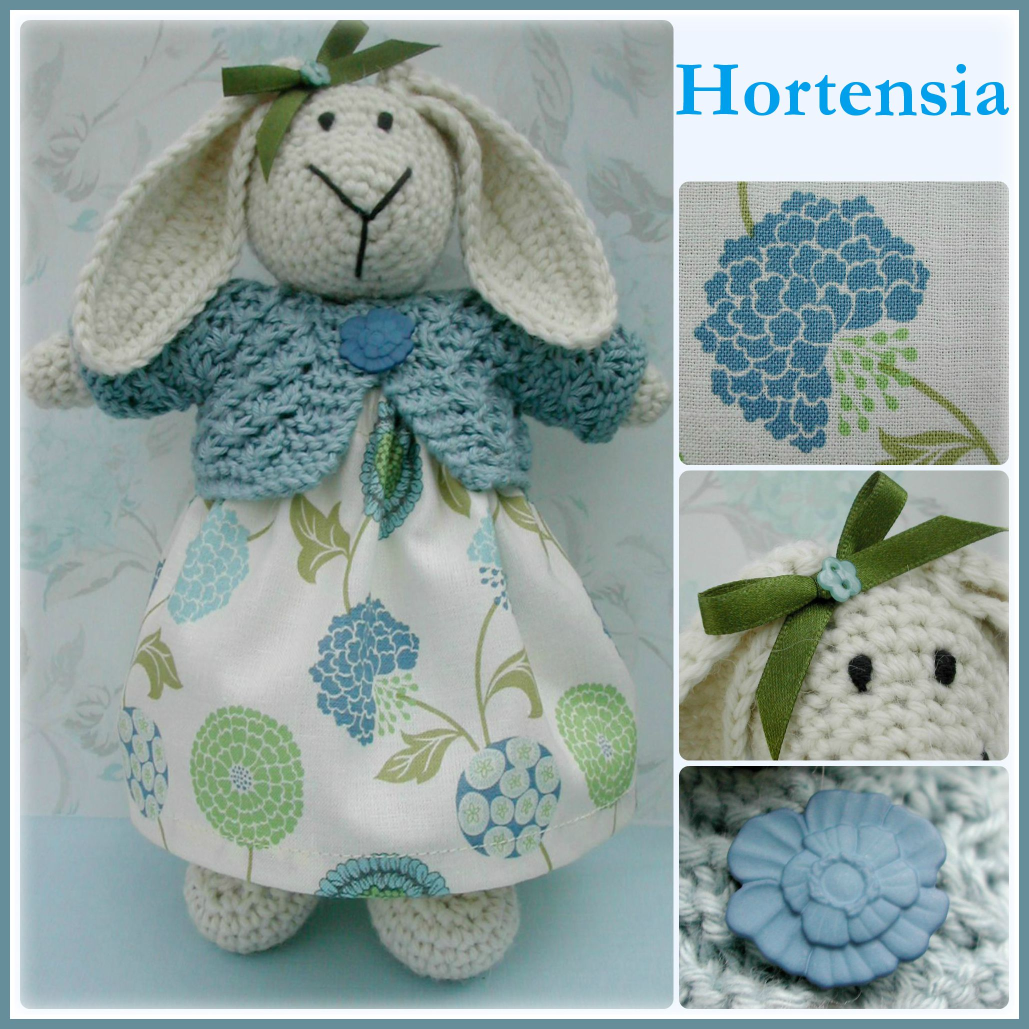 Hortensia Collage