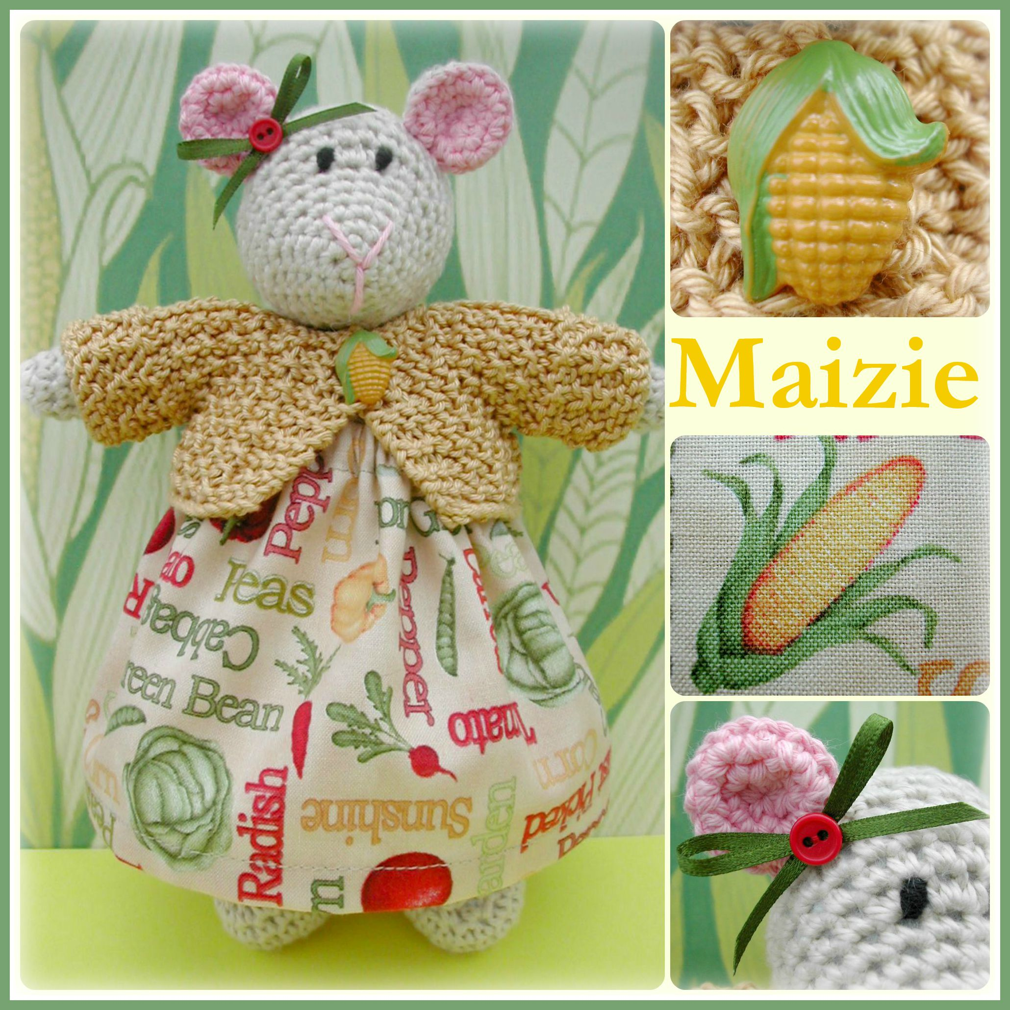 Maizie Collage