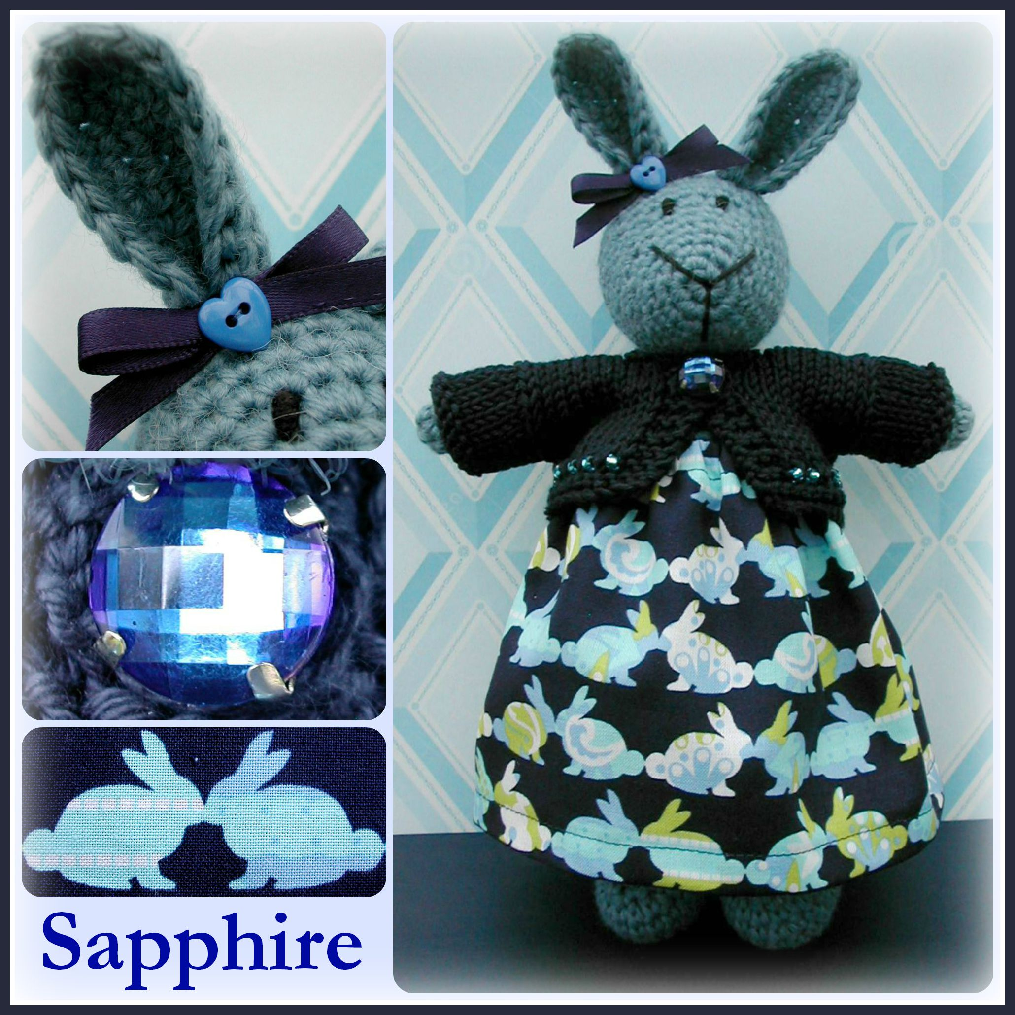 Sapphire Collage