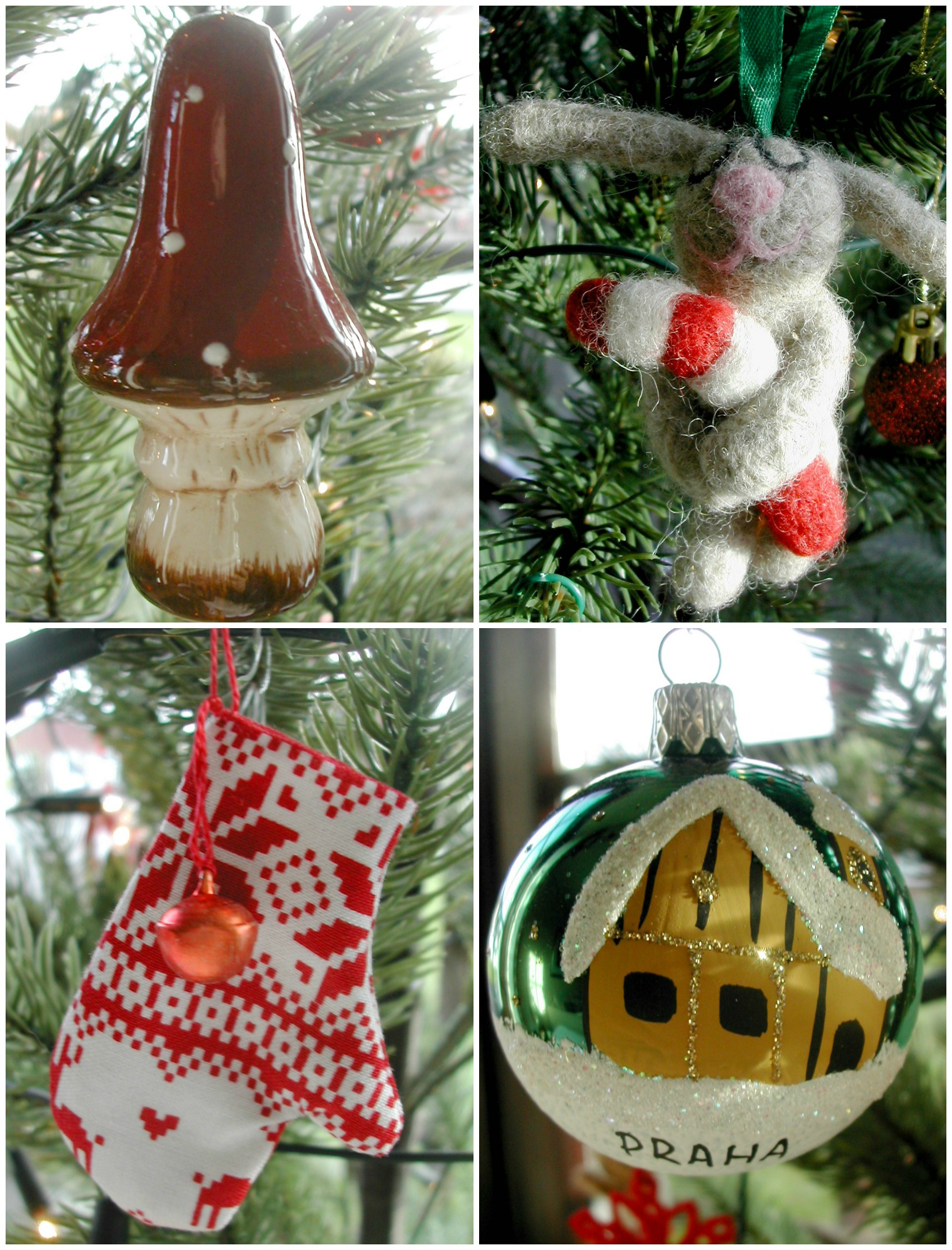 Christmas tree 15 Collage
