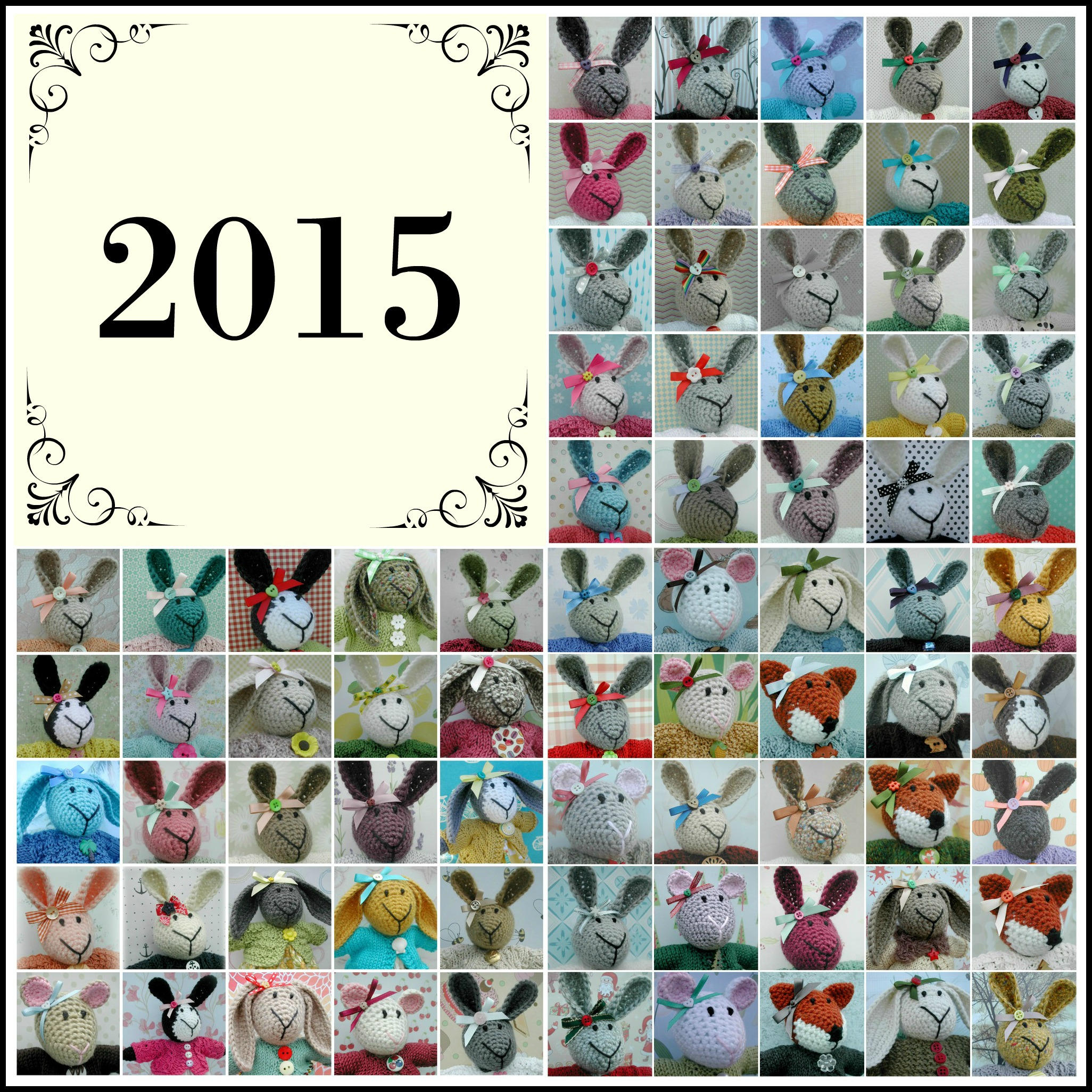 2015 Animal Collage