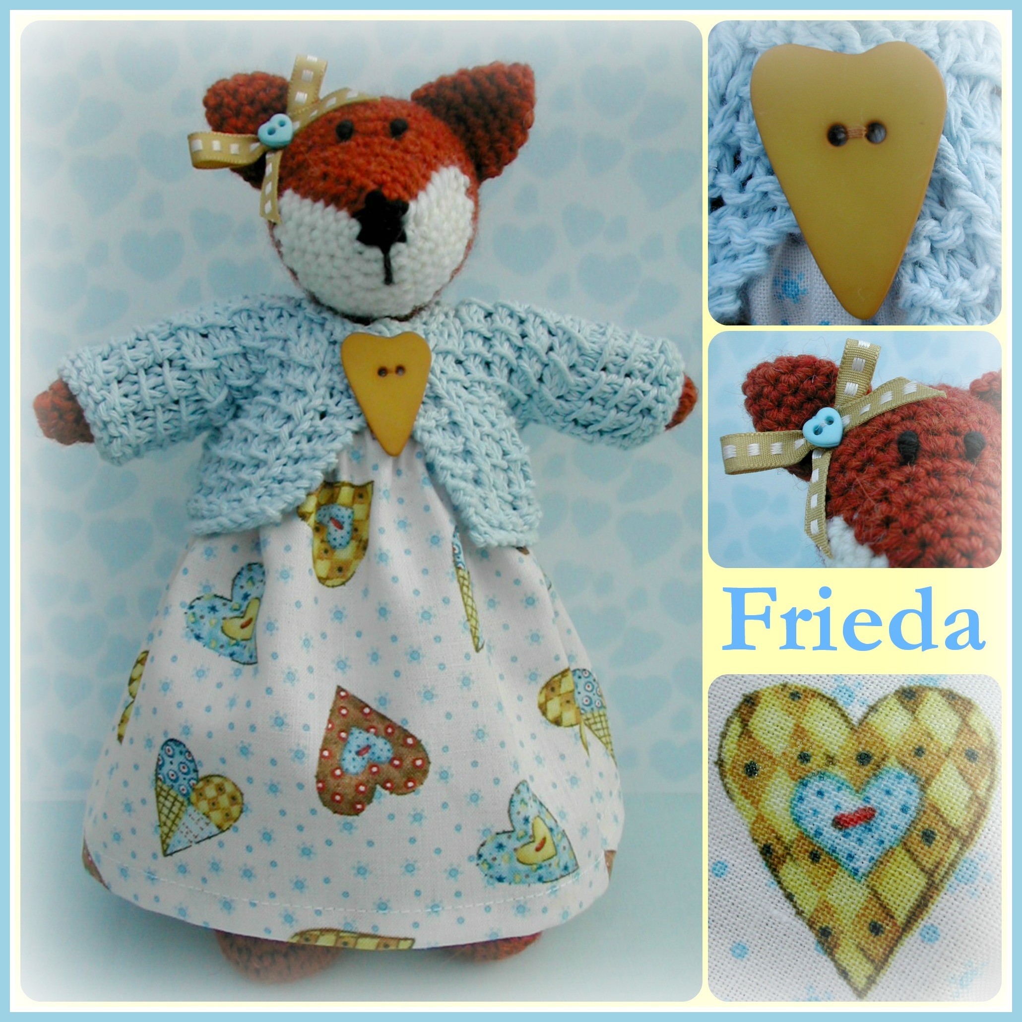 Frieda Collage