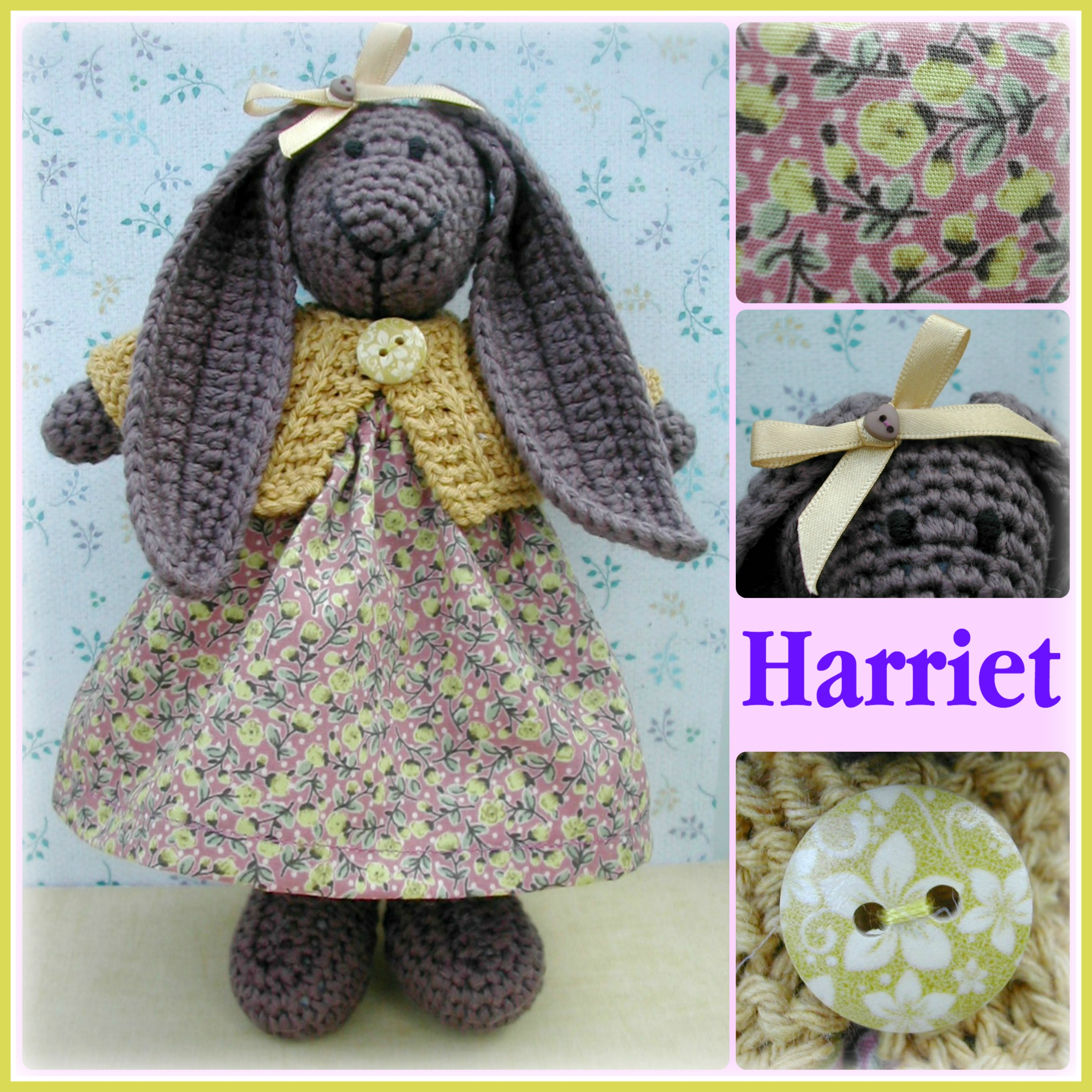 Harriet Collage