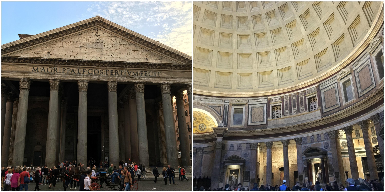 pantheon-collage
